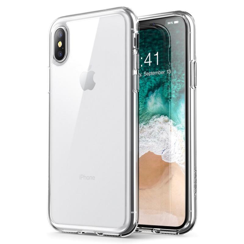 Čistý Průhledný Kryt iPhone X/XS