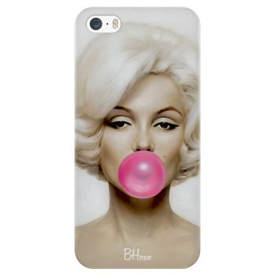 Marilyn Monroe Bubble Kryt iPhone SE/5S