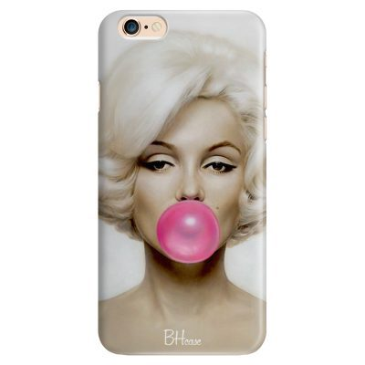 Marilyn Monroe Bubble Kryt iPhone 6/6S