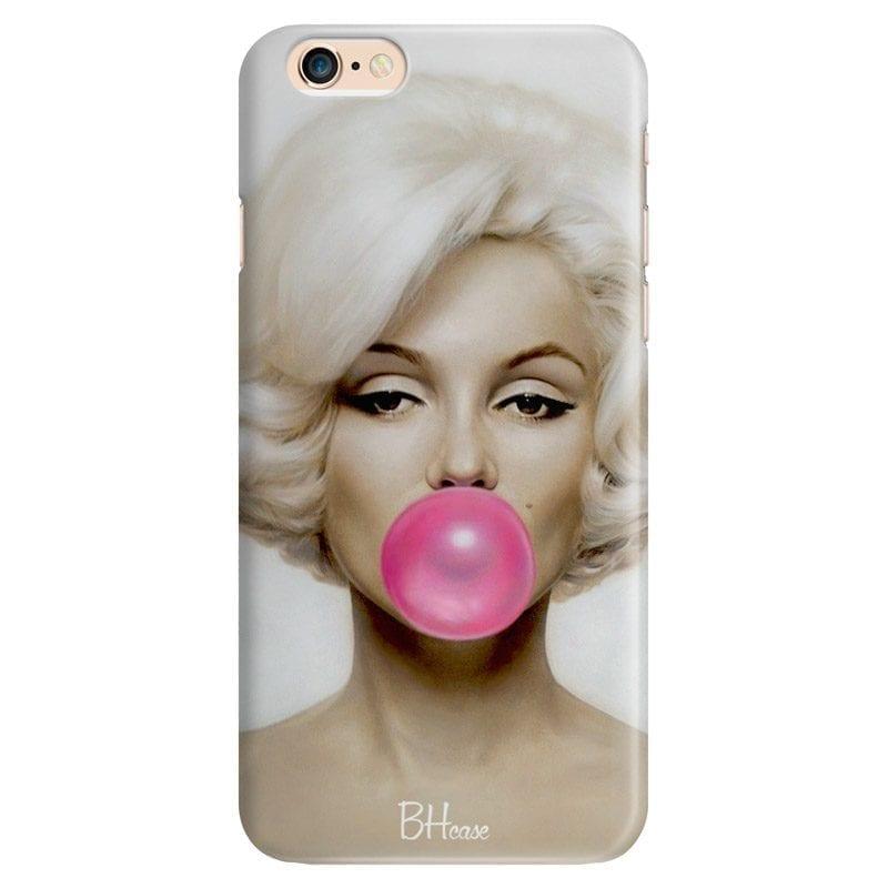 Marilyn Monroe Bubble Kryt iPhone 6/6S