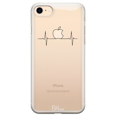 Heart Rate Apple Kryt iPhone 8/7/SE 2 2020