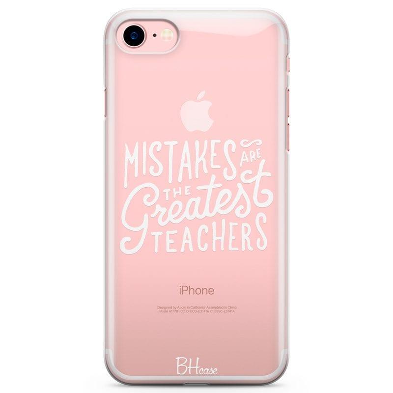 Mistakes Kryt iPhone 7/8