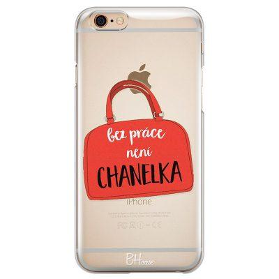 Bez Práce Není Chanelka Kryt iPhone 6/6S