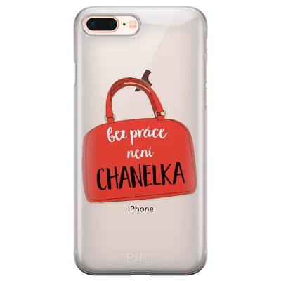 Bez Práce Není Chanelka Kryt iPhone 7 Plus/8 Plus