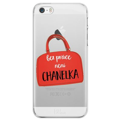 Bez Práce Není Chanelka Kryt iPhone SE/5S