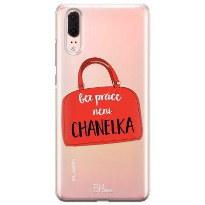 Bez Práce Není Chanelka Kryt Huawei P20