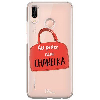 Bez Práce Není Chanelka Kryt Huawei P20 Lite/Nova 3E