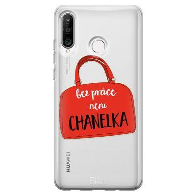 Bez Práce Není Chanelka Kryt Huawei P30 Lite