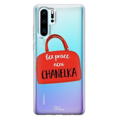 Bez Práce Není Chanelka Kryt Huawei P30 Pro