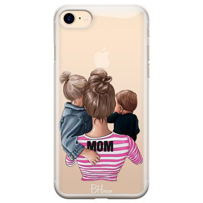 Mom Of Boy And Girl Kryt iPhone 7/8