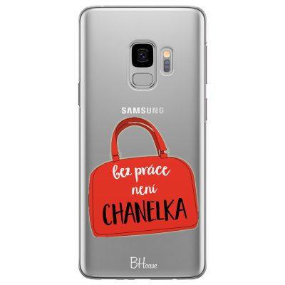 Bez Práce Není Chanelka Kryt Samsung S9