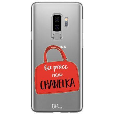 Bez Práce Není Chanelka Kryt Samsung S9 Plus