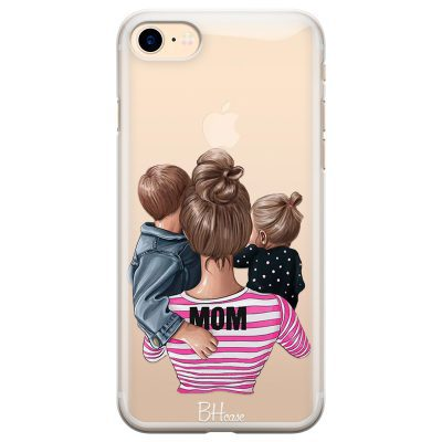 Mom Of Girl And Boy Kryt iPhone 7/8