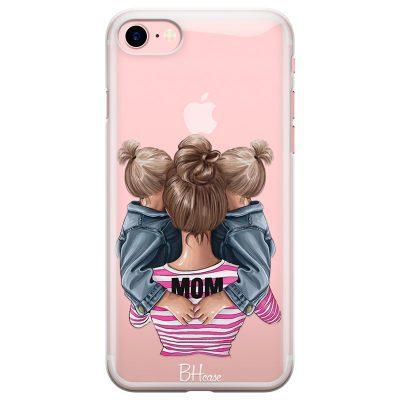 Mom Of Girl Twins Kryt iPhone 7/8