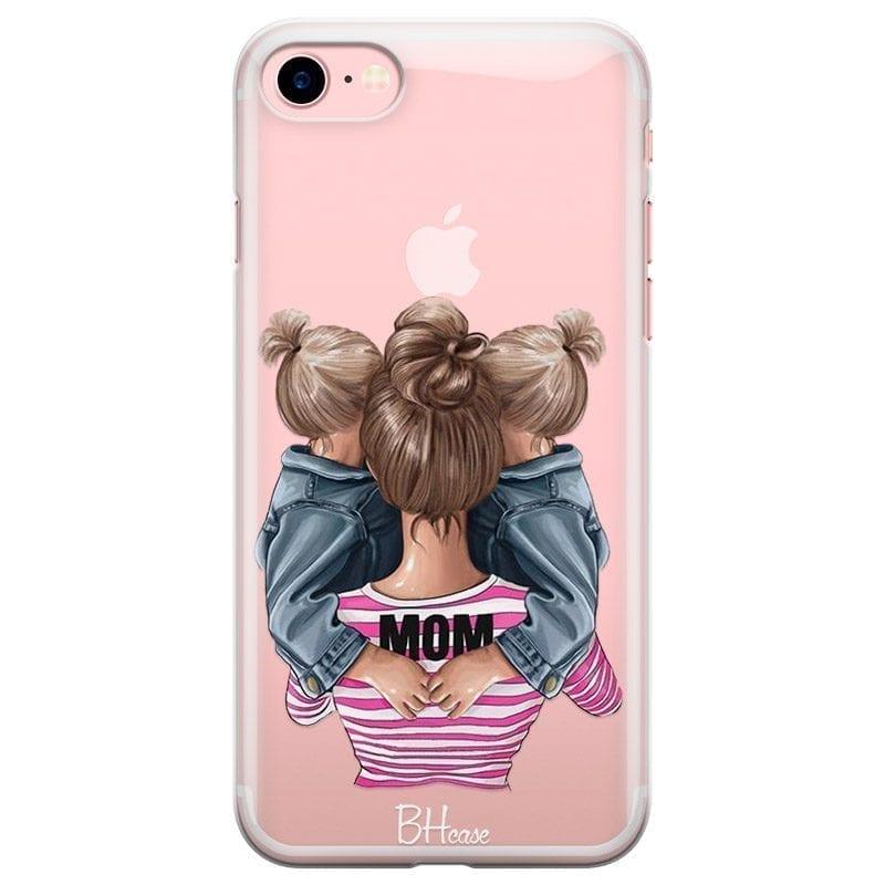 Mom Of Girl Twins Kryt iPhone 8/7/SE 2 2020