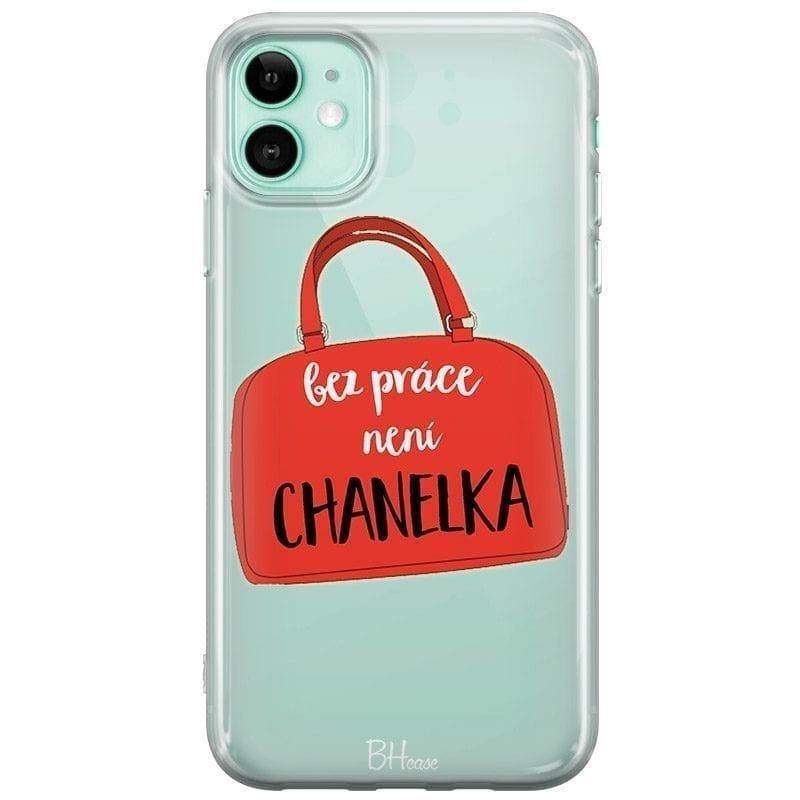Bez Práce Není Chanelka Kryt iPhone 11