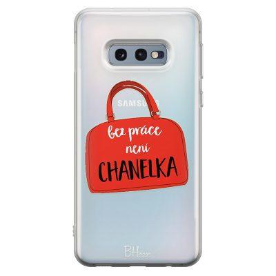 Bez Práce Není Chanelka Kryt Samsung Note 10 Plus
