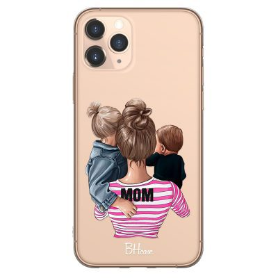 Mom Of Boy And Girl Kryt iPhone 11 Pro Max