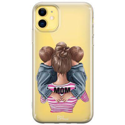 Mom Of Boy Twins Kryt iPhone 11