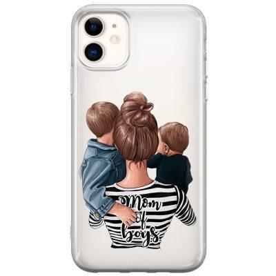 Mom of Boys Kryt iPhone 11