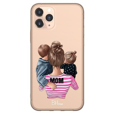 Mom Of Girl And Boy Kryt iPhone 11 Pro Max