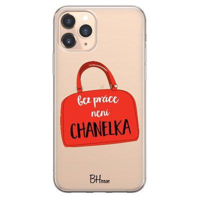 Bez Práce Není Chanelka Kryt iPhone 11 Pro Max
