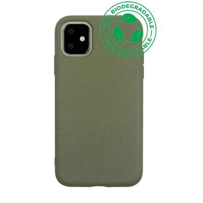 Muvit Eco Moss Kryt iPhone 11