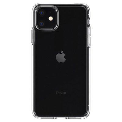 Spigen Crystal Flex Crystal Clear Kryt iPhone 11
