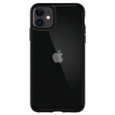 Spigen Ultra Hybrid Matte Black Kryt iPhone 11