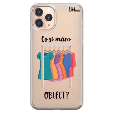 Co Si Mám Obléct Kryt iPhone 11 Pro Max