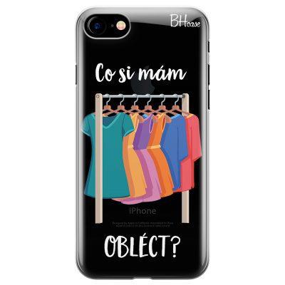 Co Si Mám Obléct Kryt iPhone 8/7/SE 2 2020