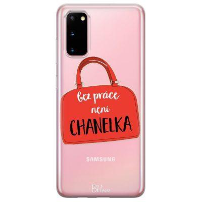 Bez Práce Není Chanelka Kryt Samsung S20