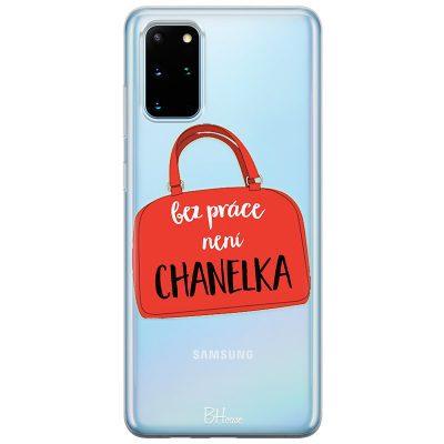 Bez Práce Není Chanelka Kryt Samsung S20 Plus