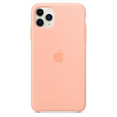 Apple Grapefruit Silicone Kryt iPhone 11 Pro