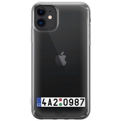 SPZ Kryt iPhone 11