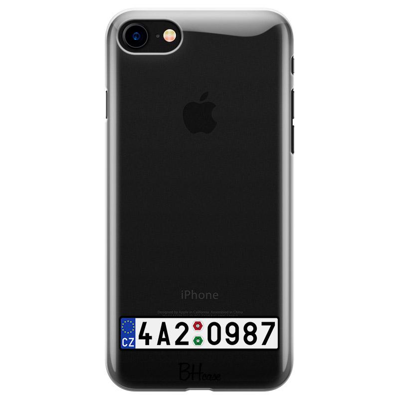SPZ Kryt iPhone 8/7/SE 2 2020