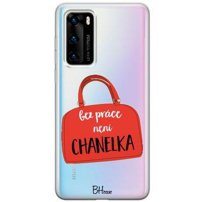 Bez Práce Není Chanelka Kryt Huawei P40