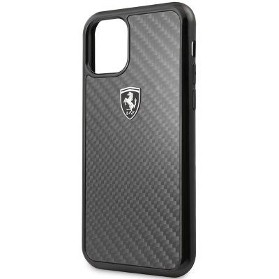 Ferrari Heritage Real Carbon Kryt iPhone 11