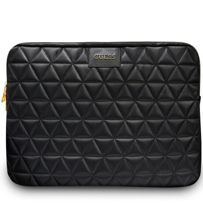 "Guess Quilted Kryt Notebook 13"" Black"