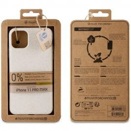 Muvit Eco Cotton Kryt iPhone 11 Pro Max