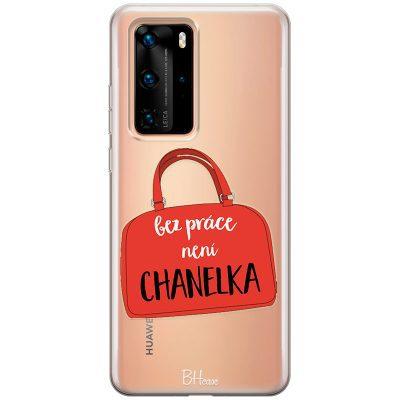 Bez Práce Není Chanelka Kryt Huawei P40 Pro
