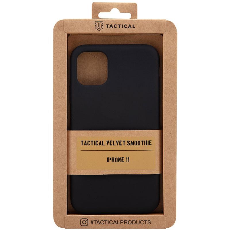 Tactical Velvet Smoothie Asphalt Kryt iPhone 11