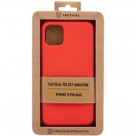 Tactical Velvet Smoothie Chilli Kryt iPhone 11 Pro Max