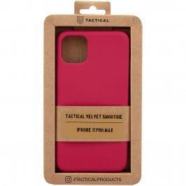 Tactical Velvet Smoothie Sangria Kryt iPhone 11 Pro Max