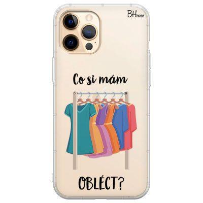 Co Si Mám Obléct Kryt iPhone 12 Pro Max