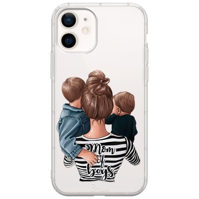 Mom of Boys Kryt iPhone 12/12 Pro